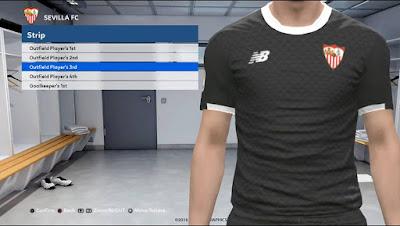 PES 2017 La liga Santander Kits 2017-2018