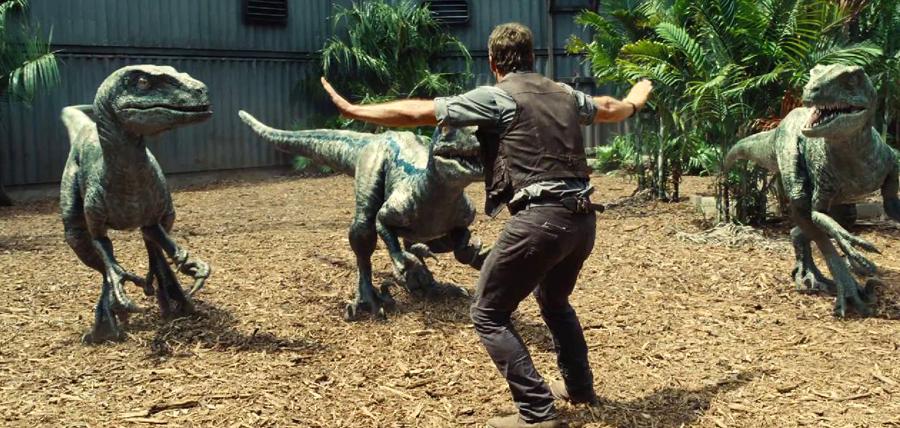 Vechi cunoştinţe din Jurassic Park