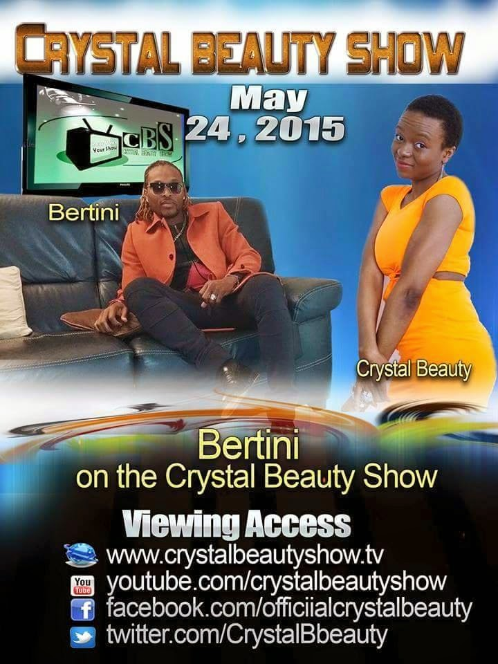 May 2015 - Crystal Beauty Show