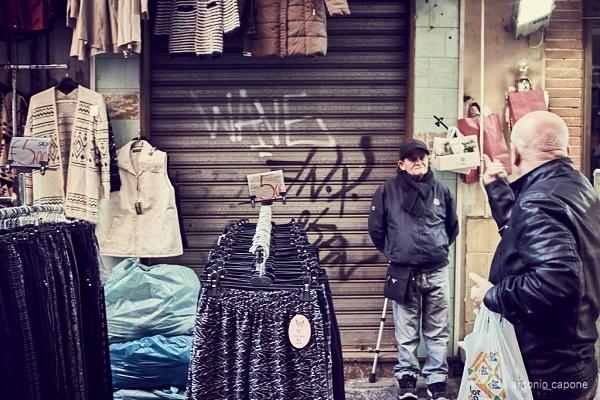 Foto por Antonio Capone - Napoli.