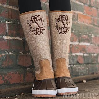 tall kids duck boots