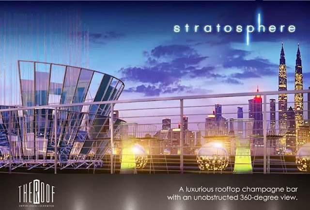 The Roof, Integrated Entertainment Hub, Exclusive Preview, first avenue, bandar utama, Stratosphere, The Roof