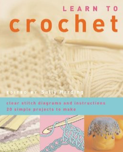 learn to crochet with books