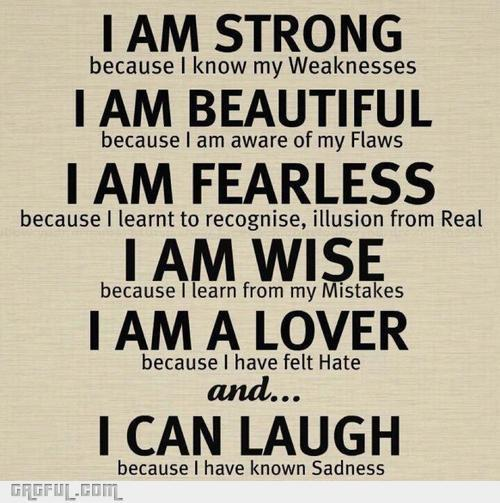 All About Me: Quotes You Can Share