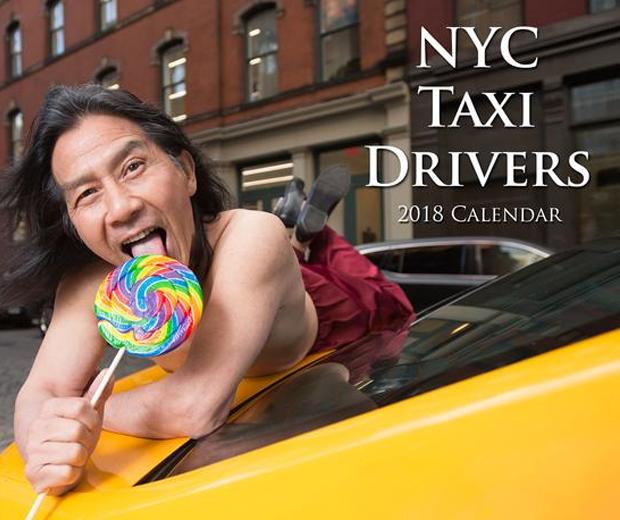 NYC Taxi Drivers Calendar