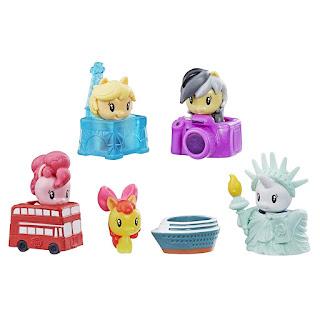 My Little Pony Cutie Mark Crew Series 4 Sightseeing Fun 5-pack