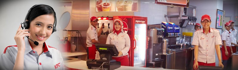 Lowongan Kerja Karir Terbaru KFC PT Fast Food Indonesia Tbk