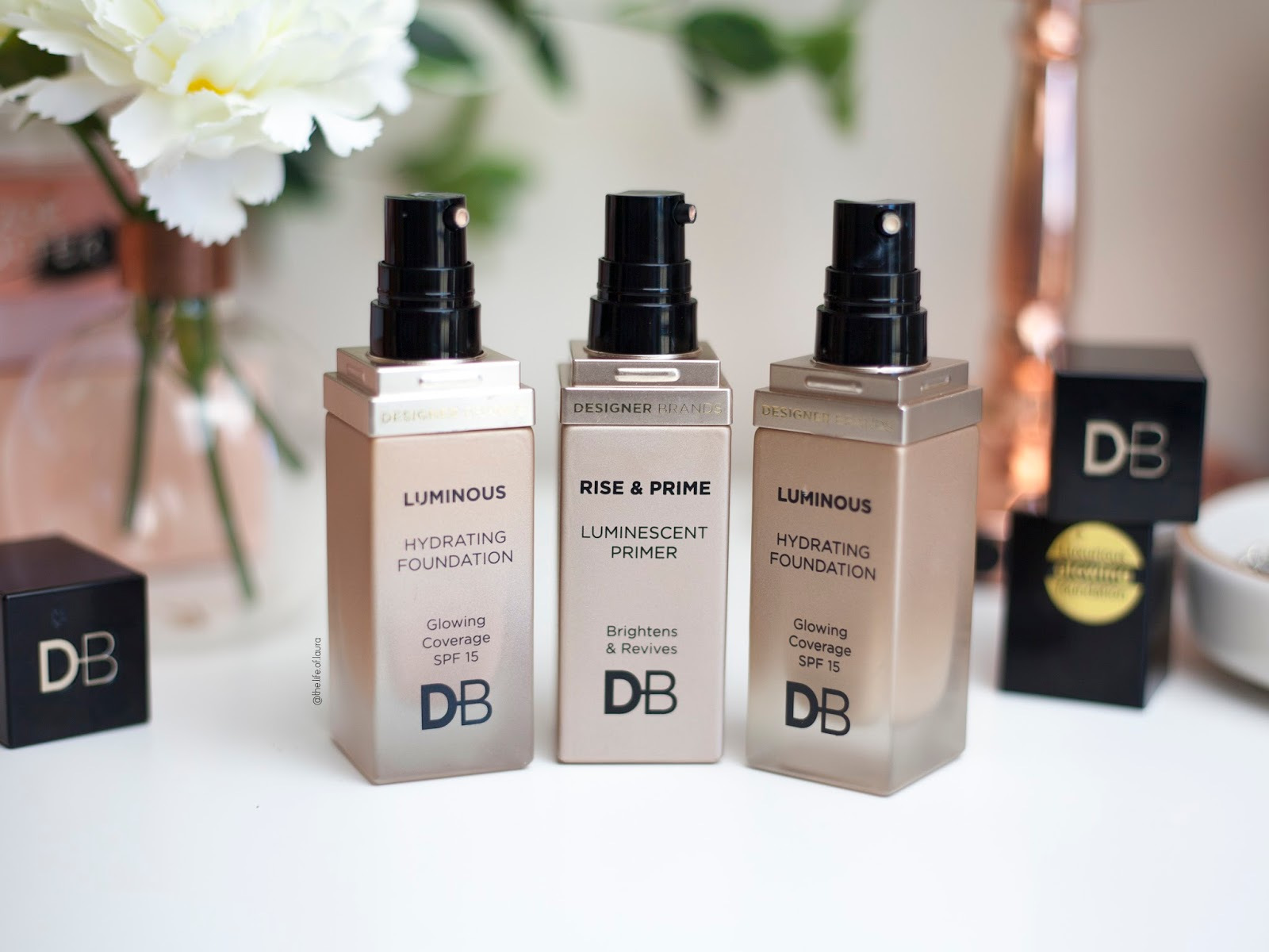 Designer Brands Luminous Foundation