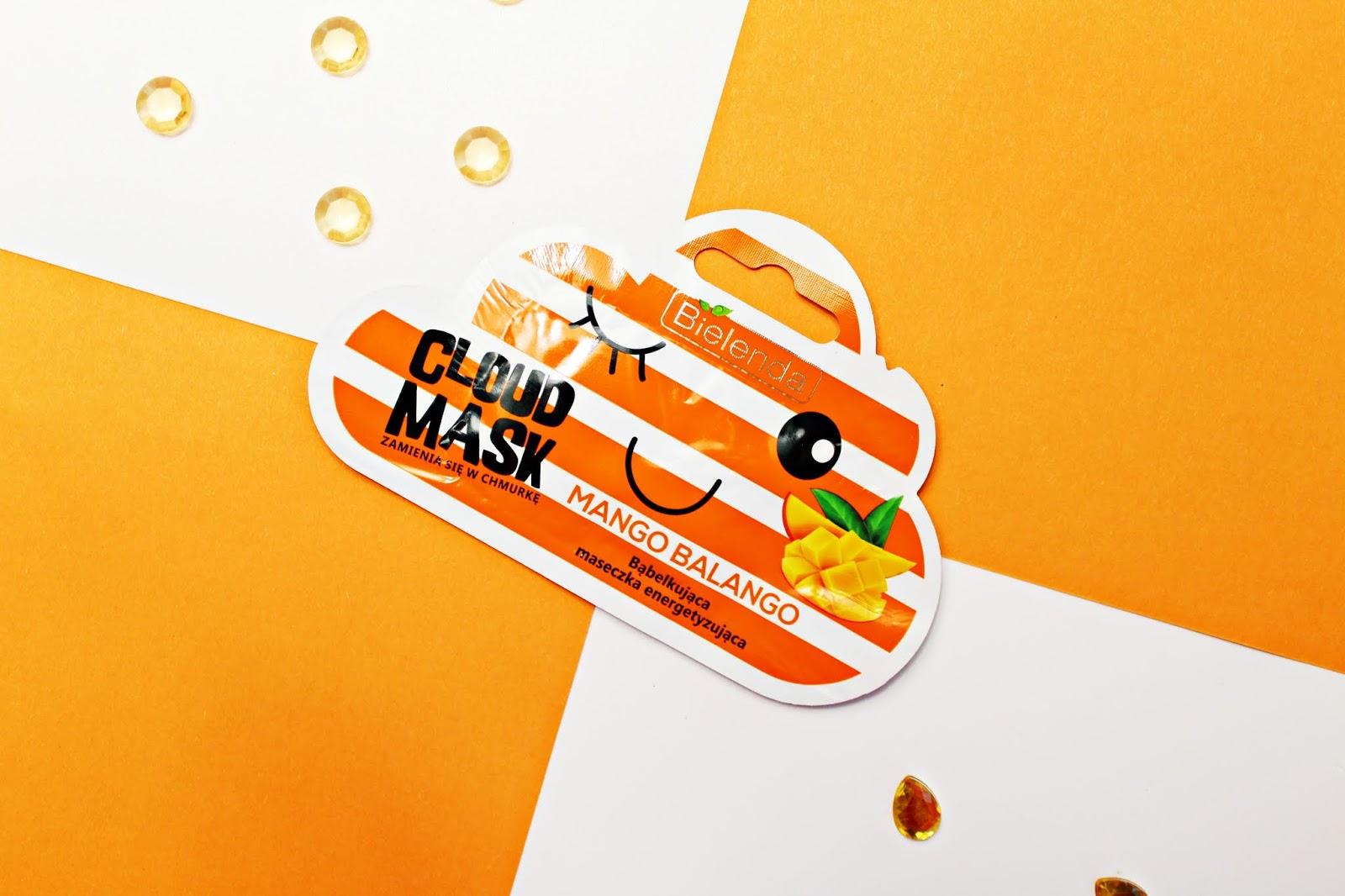 Bielenda Cloud Mask Mango Balango
