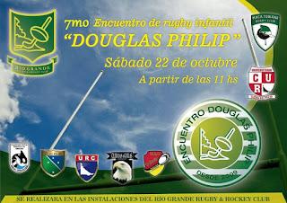 """Éste fin de semana se viene el 7mo encuentro """"Douglas Philip"""""""