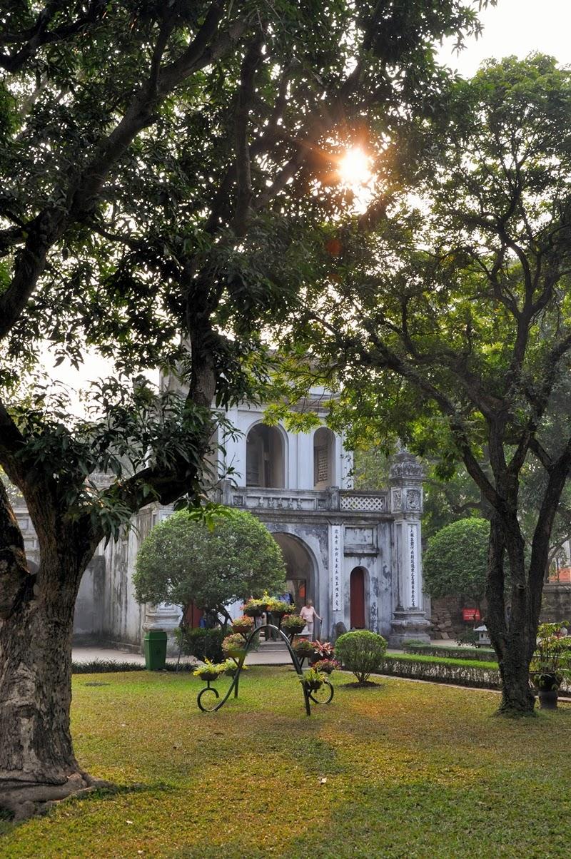 Literaturtempel, Hanoi