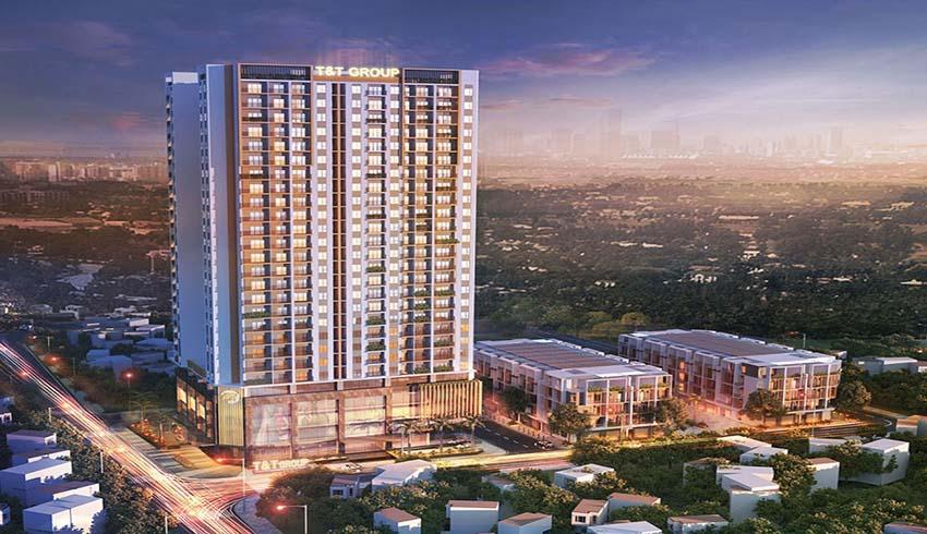 Dự án chung cư 120 Định Công