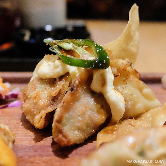 Macho Nachos Chicken Gyoza Bar Summarecon Mal Serpong, Tangerang