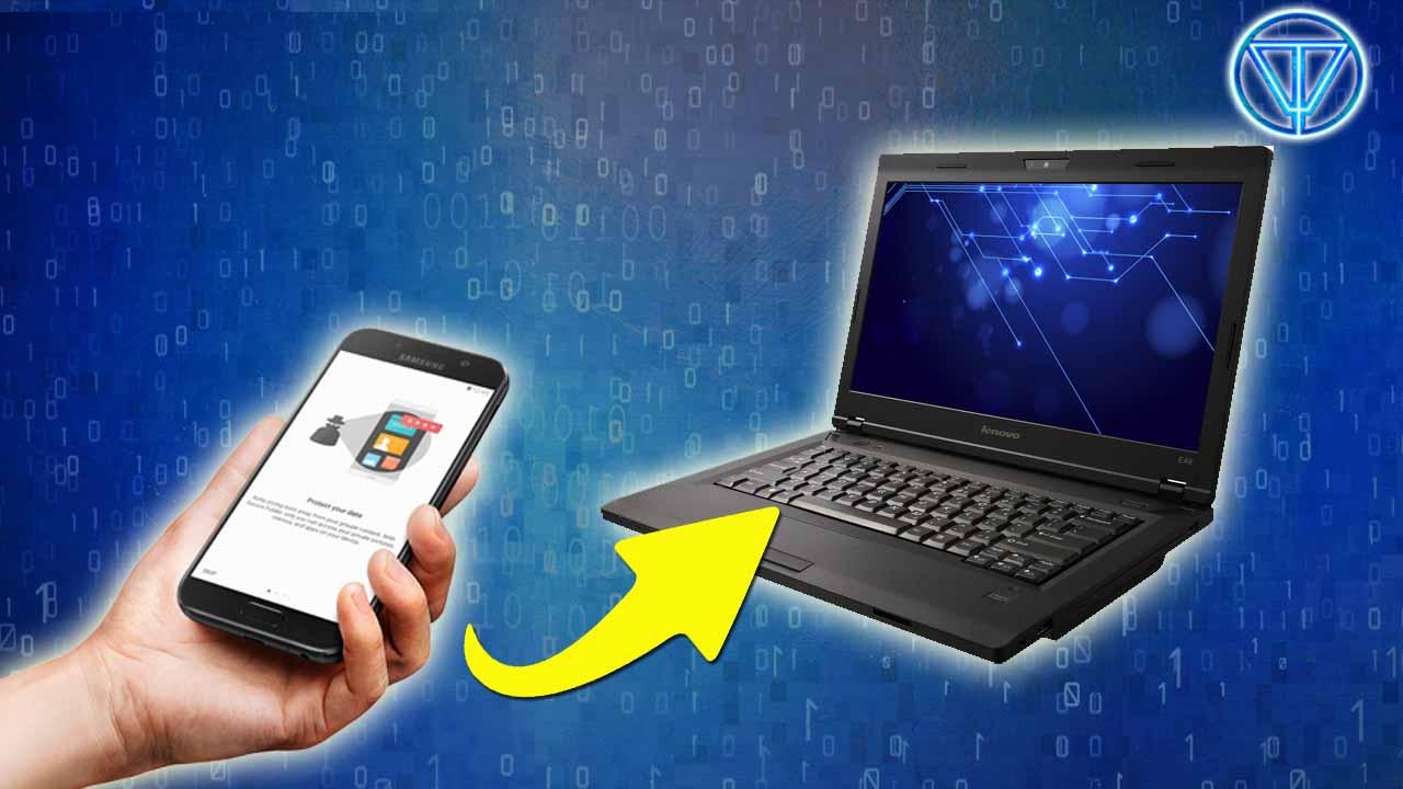 Truco controlar tu laptop con un celular Android
