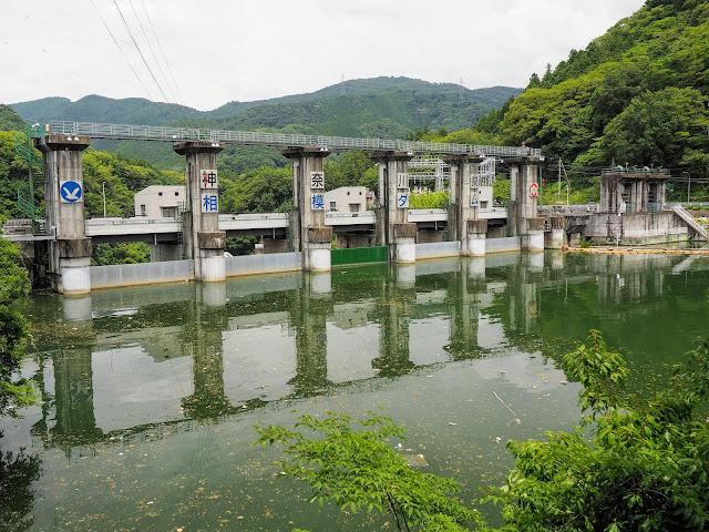 相模ダム 筑井大橋