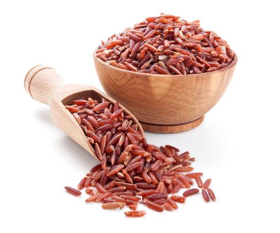 Ăn gạo lứt huyết rồng giảm cân