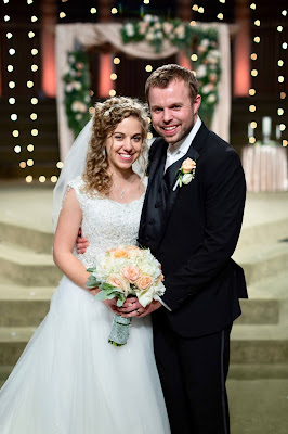 Abbie (Burnett) Duggar and John-David Duggar