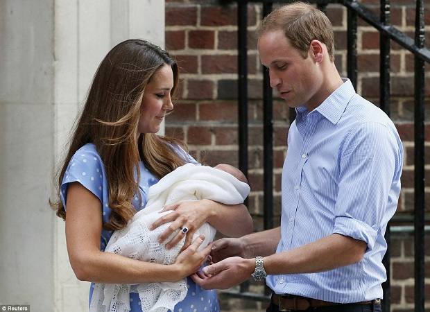 Royal Baby's Pictures