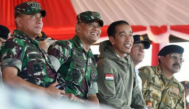 Pakai Istilah Gebuk, Presiden Jokowi Dikritik, Pengamat: Kita Butuh Pemimpin yang Cerdas