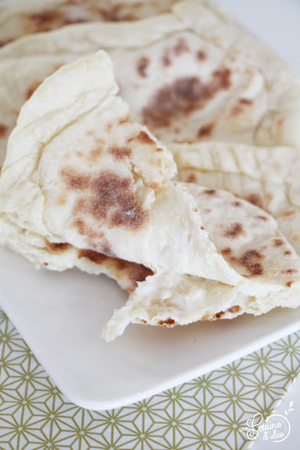 Naans Cheese Recette Facile Rapide Cuisine Indienne