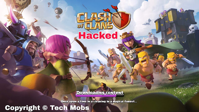 Coc new update hack mod apk download | Clash of Clans MOD