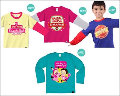 jual afrakids, baju anak murah, kaos anak lucu,baju anak lucu