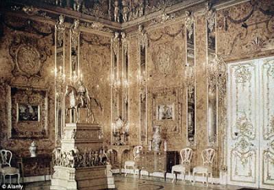 Amber Room - misteri harta karun terkutuk