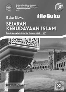 SKI (Sejarah Kebudayaan Islam) Buku Siswa Kelas 11-XI Kurikulum 2013 Revisi