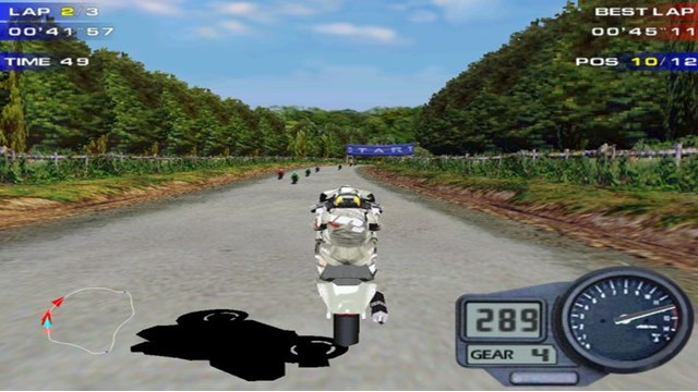Download Moto Racer 2 PC Gameplay