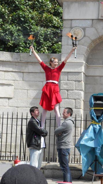 Dublin City Spectacular - Lindsay Benner