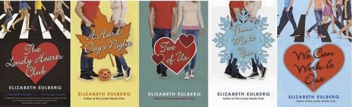 Giveaway Early Review We Can Work It Out By Elizabeth Eulberg