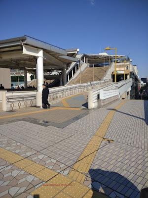 Ueno Station Park