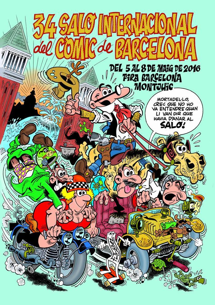 Saló del Còmic 2015