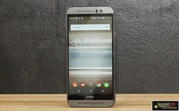 Hướng dẫn test HTC One M9
