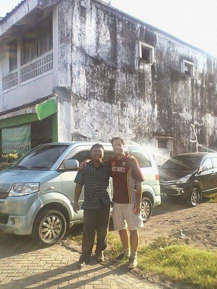 Yogyakarta Private Driver