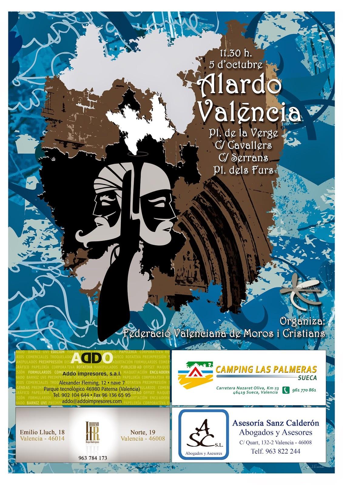 Alardo Valencia 2014