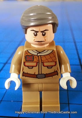 The LEGO Star Wars Advent Calendar Dec 18 minifigure