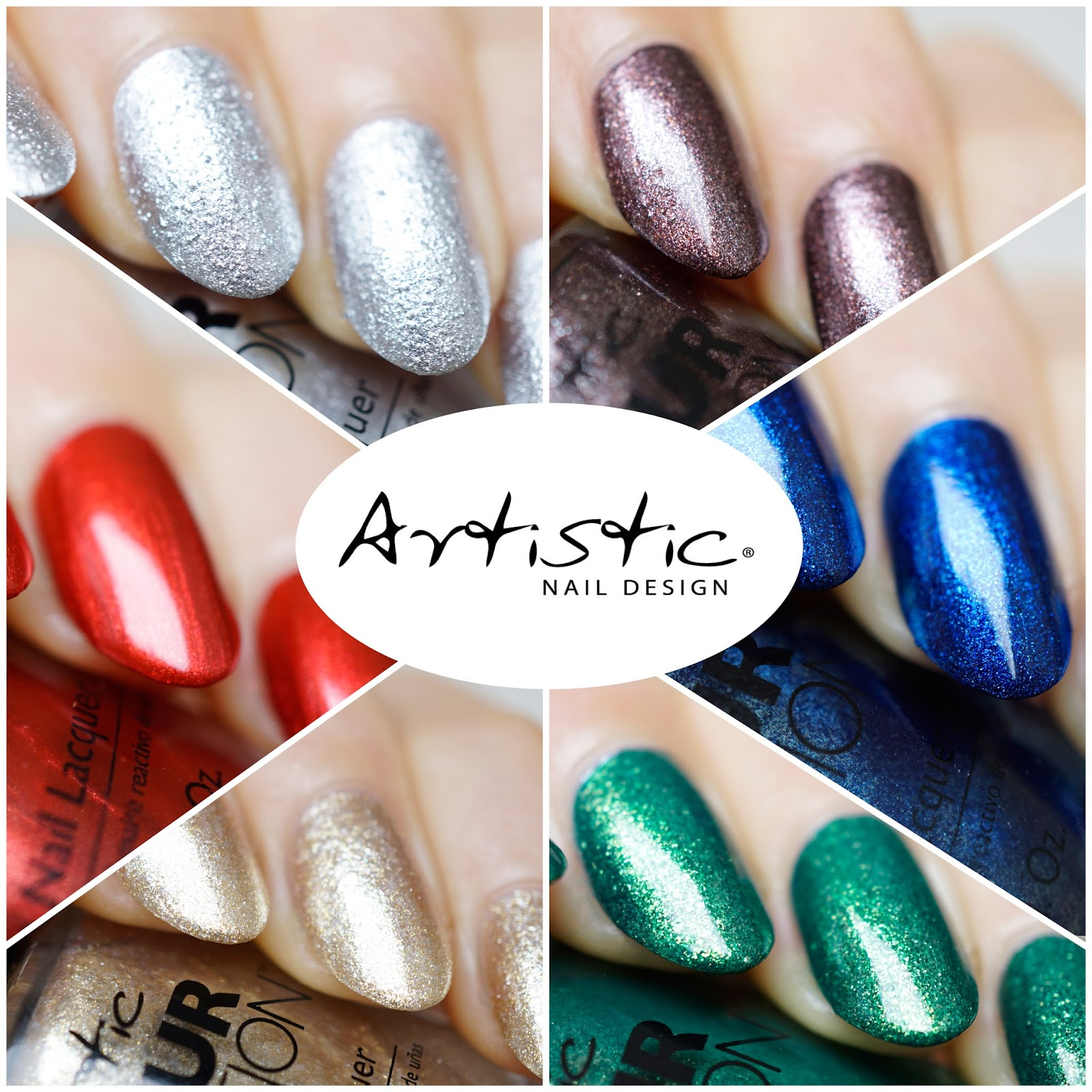 Piggieluv Artistic Nail Design Holiday Hangover Collection Swatches