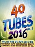 40 Tubes 2016 Vol. 2 CD1