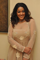 Mumaith Khan in Beig Skin Colored Anarkali Dress at Kalamandir Foundation 7th anniversary Celebrations ~  Actress Galleries 028.JPG