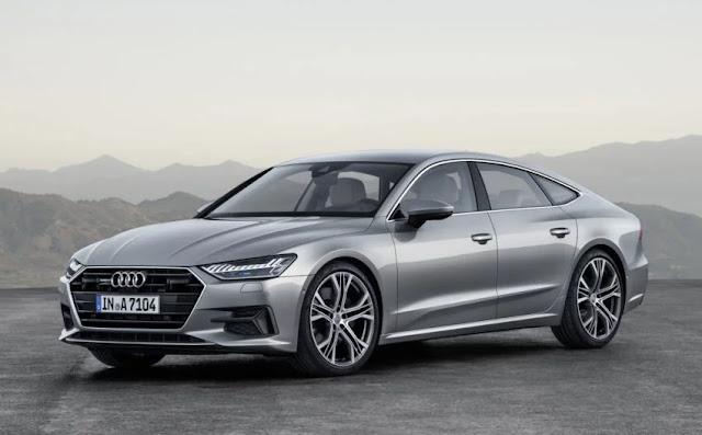 Latest New Car 2019 Audi A7