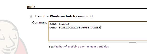 Software Antagonistic Pleiotropy: Running Jenkins in Windows