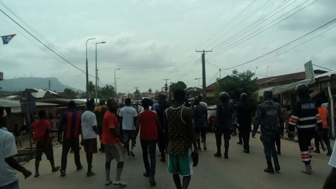 NDC, NPP supporters clash at Asokore; 5 injured