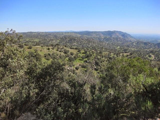 Zona montaños de Jaén
