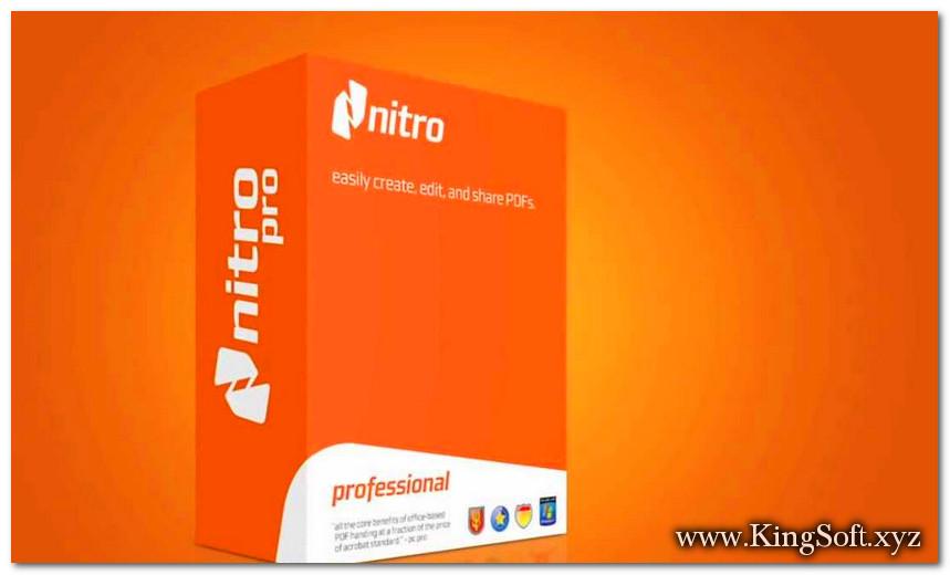 Nitro PDF Pro + Enterprise 12.4.0.259 Full Key, Phần mềm tạo và chỉnh sửa File PDF