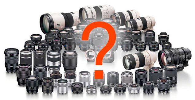 Review Berbagai Macam Lensa E-mount Sony & Zeiss