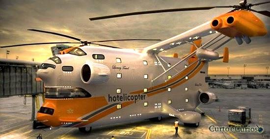 Qual é o maior helicóptero do mundo?