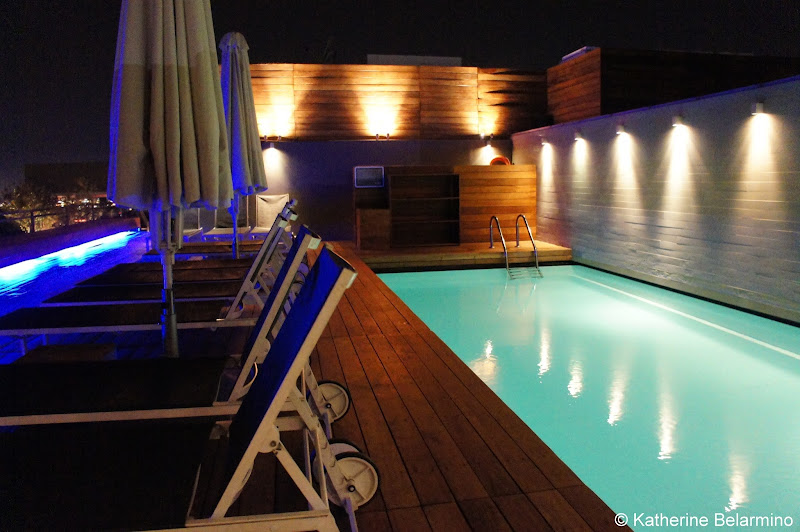 Fresh Hotel Pool Athens Rooftop Bars