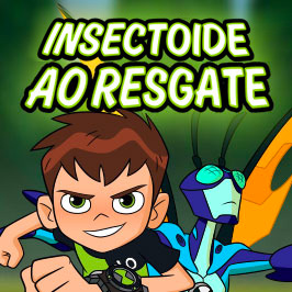 Insectóide ao Resgate