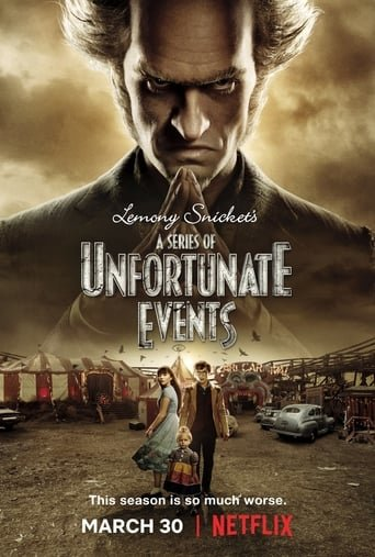 Una serie de catastroficas desdichas Temporada 2